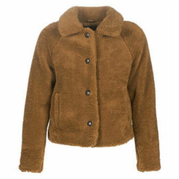 Only  ONLEMILY  women's Coat in Brown