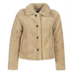 Only  ONLEMILY  women's Coat in Beige