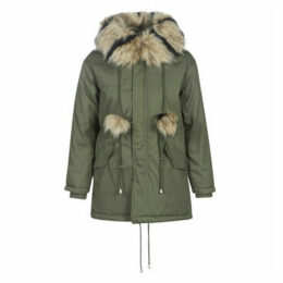 Molly Bracken  OR129H21  women's Parka in Green