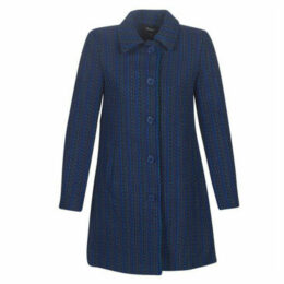 Desigual  NOA  women's Coat in Blue