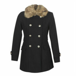 Morgan  GBOLI  women's Coat in Blue