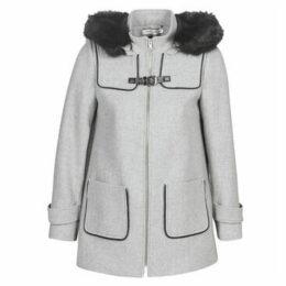 Naf Naf  AOSCAR M1  women's Coat in Grey