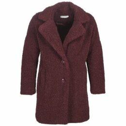Naf Naf  BIPROTEST  women's Coat in Red