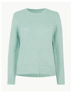 M&S Collection Sequin Jumper
