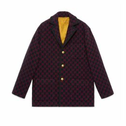 GG wool jacket