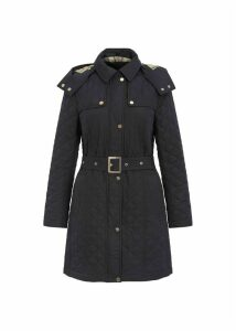 Poppy Coat Navy