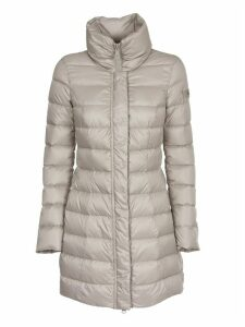 Peuterey White Long Down Coat