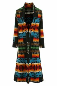 Jessie Western Rainbow Coat