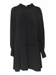 N.21 Ruffled Trim Short Dress