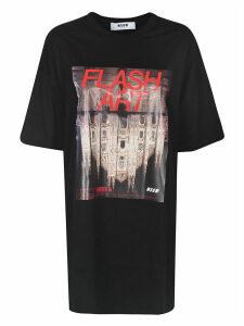MSGM Flash Art Dress