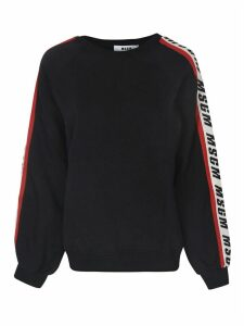 MSGM Side Logo Sweatshirt
