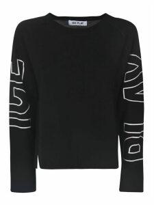 Iceberg Logo Sleeved Sweatshirt