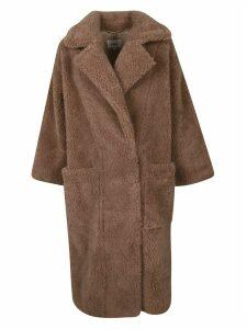 Nanushka Fur Maxi Coat