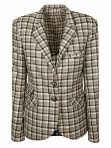 Paco Rabanne Checked Blazer