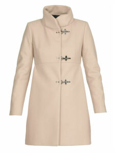 Fay Wool And Cashmere Coat