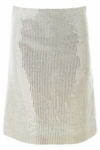 Bottega Veneta Crystal Skirt