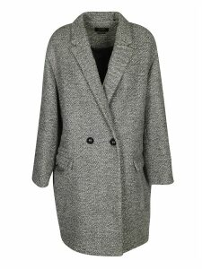 Isabel Marant Boxy Fit Coat
