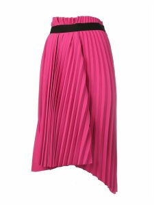 Balenciaga Elastic Technical Crepe Skirt