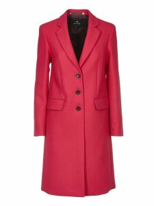Wool And Caashmere Coat