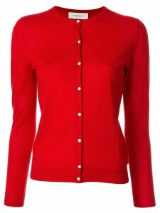 Tomorrowland button up cardigan - Red