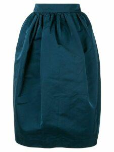 Rochas tulip skirt - Blue