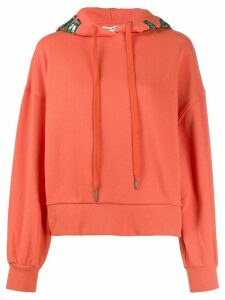 Essentiel Antwerp Toronto hooded sweatshirt - ORANGE
