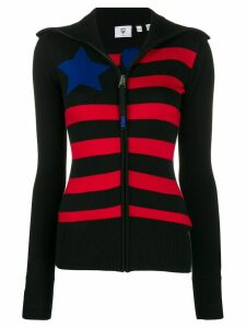 Rossignol JC de Castelbajac Stari full-zip jumper - Black