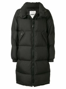 Yves Salomon Army padded coat - Black