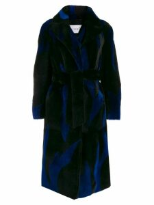 Common Leisure Love Fire coat - Black