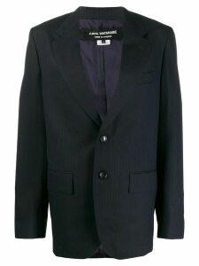 Junya Watanabe oversized blazer - Blue
