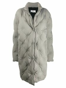 Maison Margiela quilted padded coat - Grey