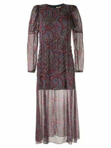 Thurley Aphrodite printed dress - Red