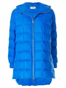 LU MEI SHOREDITCH COAT - Blue
