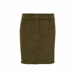 Mellaris - Clio Dress With Lace Contrast