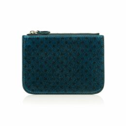 Klements - Netil Wrap Dress In Volcano & Magma Print