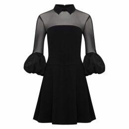 At Last. - Belgravia Dress - Cobalt Blue Paisley