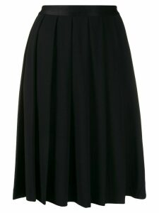 Filippa-K Livia pleated skirt - Black