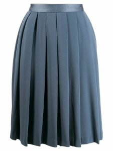 Filippa-K Livia pleated skirt - Blue