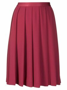 Filippa-K Livia pleated skirt - Pink