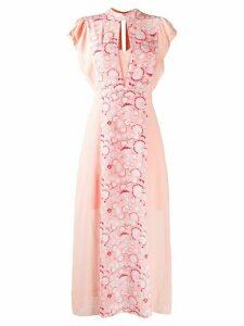 Three Floor Lazio dress - Pink