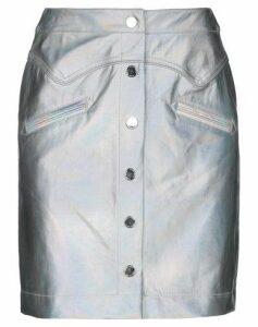 FRANKIE MORELLO SKIRTS Mini skirts Women on YOOX.COM