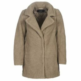 Vero Moda  VMZAPPA  women's Coat in Beige