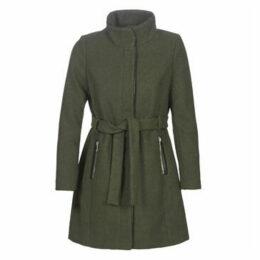 Only  ONLMICHIGAN  women's Coat in Green