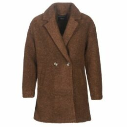 Only  ONLNINA  women's Coat in Brown