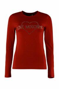 Love Moschino Long Sleeve T-shirt