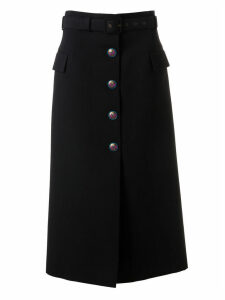 Givenchy Midi Classic Skirt