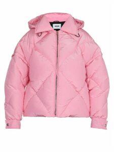 MSGM Quilted Coat