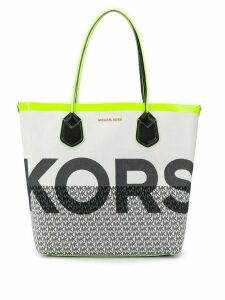 Michael Michael Kors Carolina tote bag - White