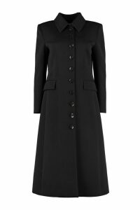 Givenchy Single-breasted Long Coat