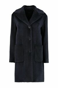 Weekend Max Mara Oliveto Wool And Alpaca Blend Coat